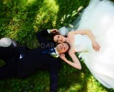 Heute wird geheiratet