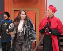 Von Ringelsocken-Elfe bis zum Viehhändler Erich