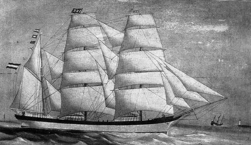 Die Segelschifffahrt – eine segensreiche Zeit