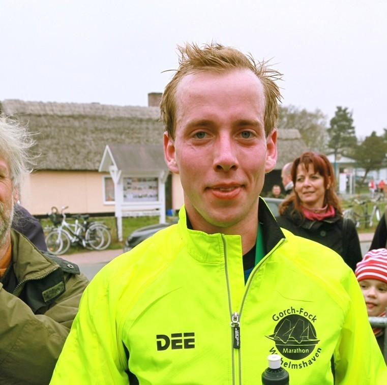 Heimsieg für Borner Läufer Maik Willbrandt